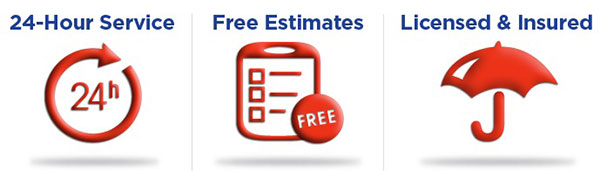 Plumbing Service Repairs Free Estimates 24 Hr